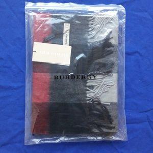 Accessories - BURBERRY SCARF UNISEX